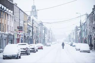 Ireland snowstorm