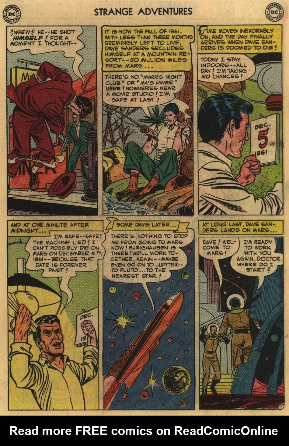 Strange Adventures (1950) issue 11 - Page 33