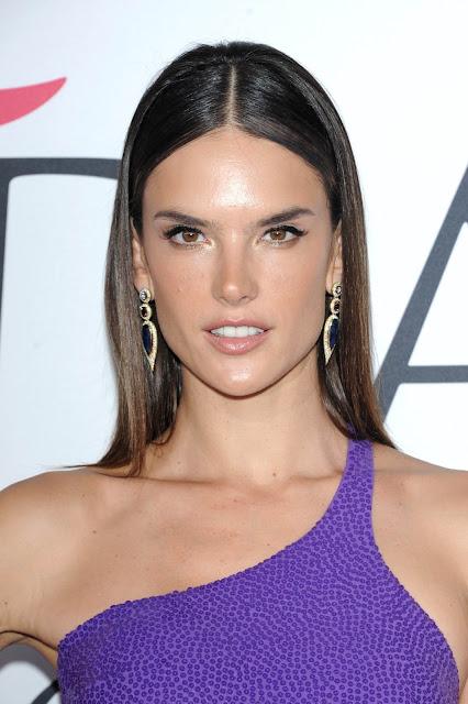 Actress, Model, @ lessandra Ambrosio - CFDA Fashion Awards in NYC