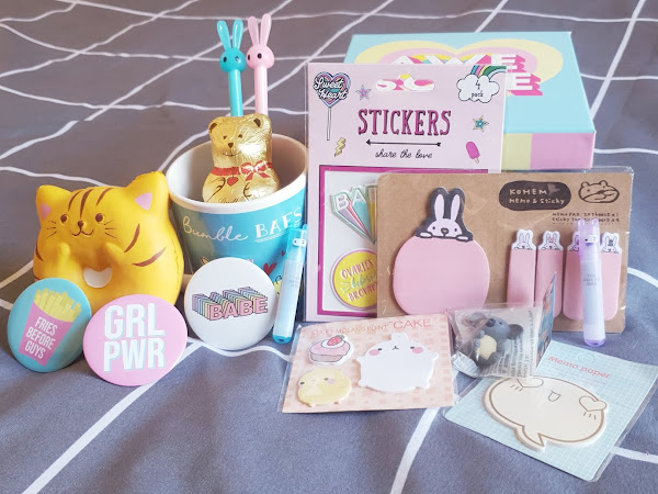 Do You Want To Win A Box Of Cute Goodies? (Giveaway)