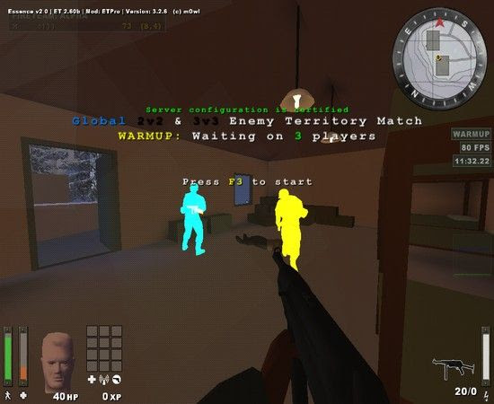 Wolfenstein Enemy Territory Cheats Scripts