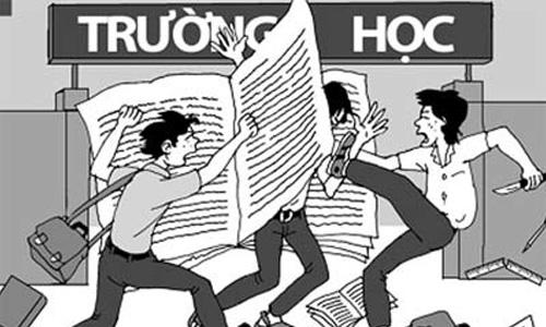 Thực trạng phòng, chống bạo lực học đường tại tỉnh Bến Tre