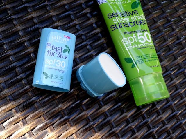 Alba Botanica Sunscreens