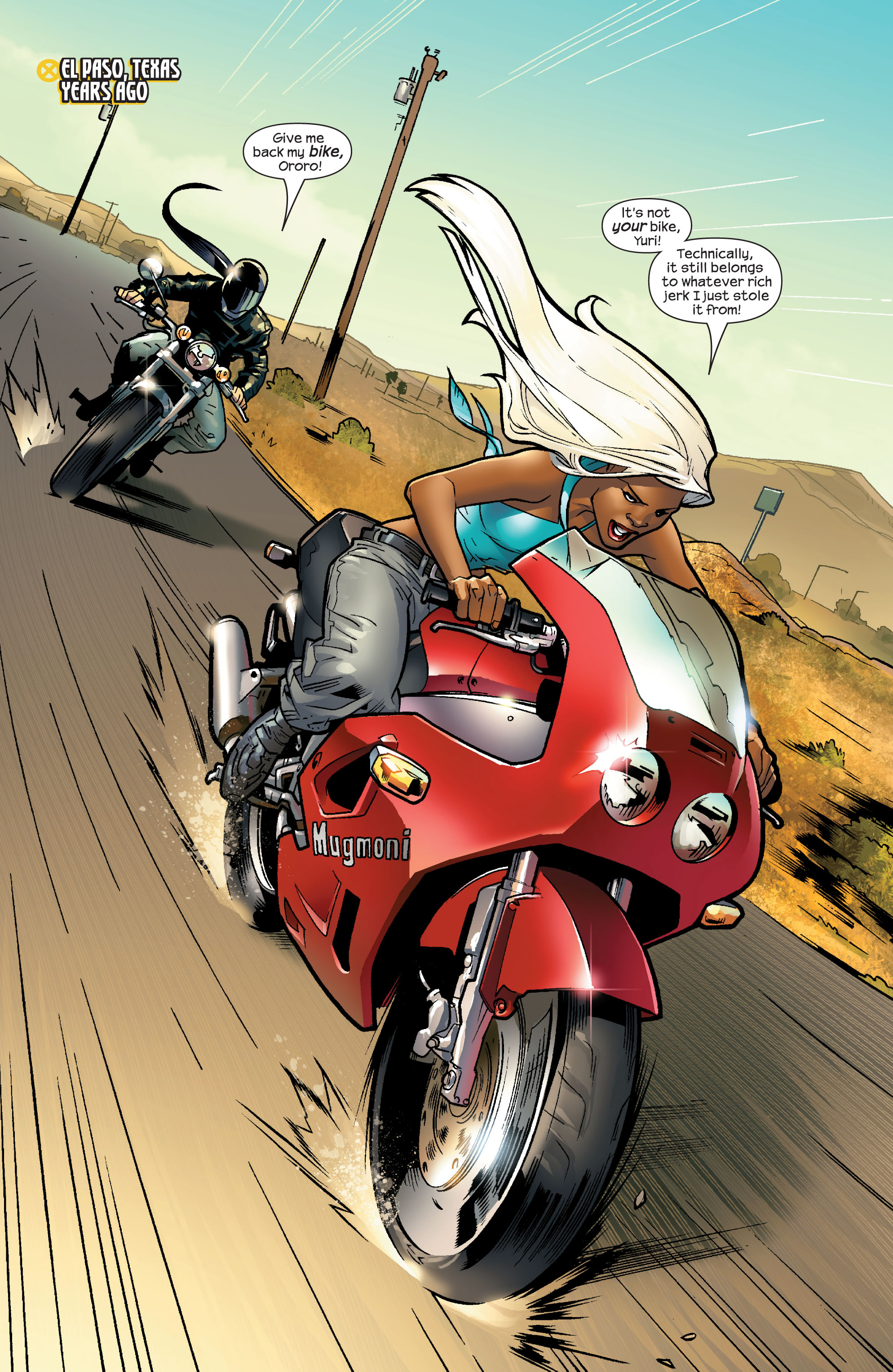 Read online Ultimate X-Men comic -  Issue #59 - 3