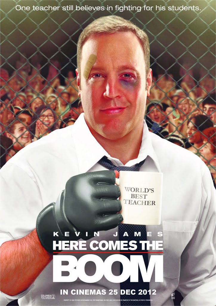 Here Comes The Boom (2012) : Movie Blog   Music Blog   Music