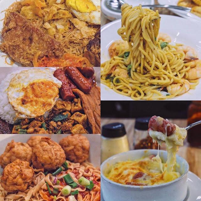 Bukit Panjang Plaza Food Directory