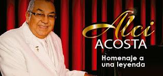 Concierto ALCI ACOSTA Homenaje a una leyenda en Bogotá