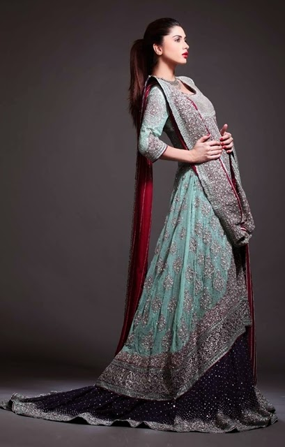 Walima Sharara Designs