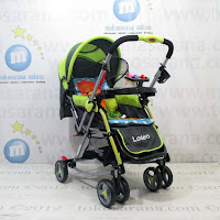Does DS284 Lodeo Rocker Standard Baby Stroller