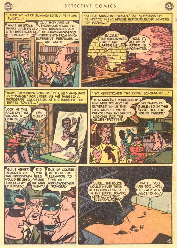 Read online Detective Comics (1937) comic -  Issue #160 - 12