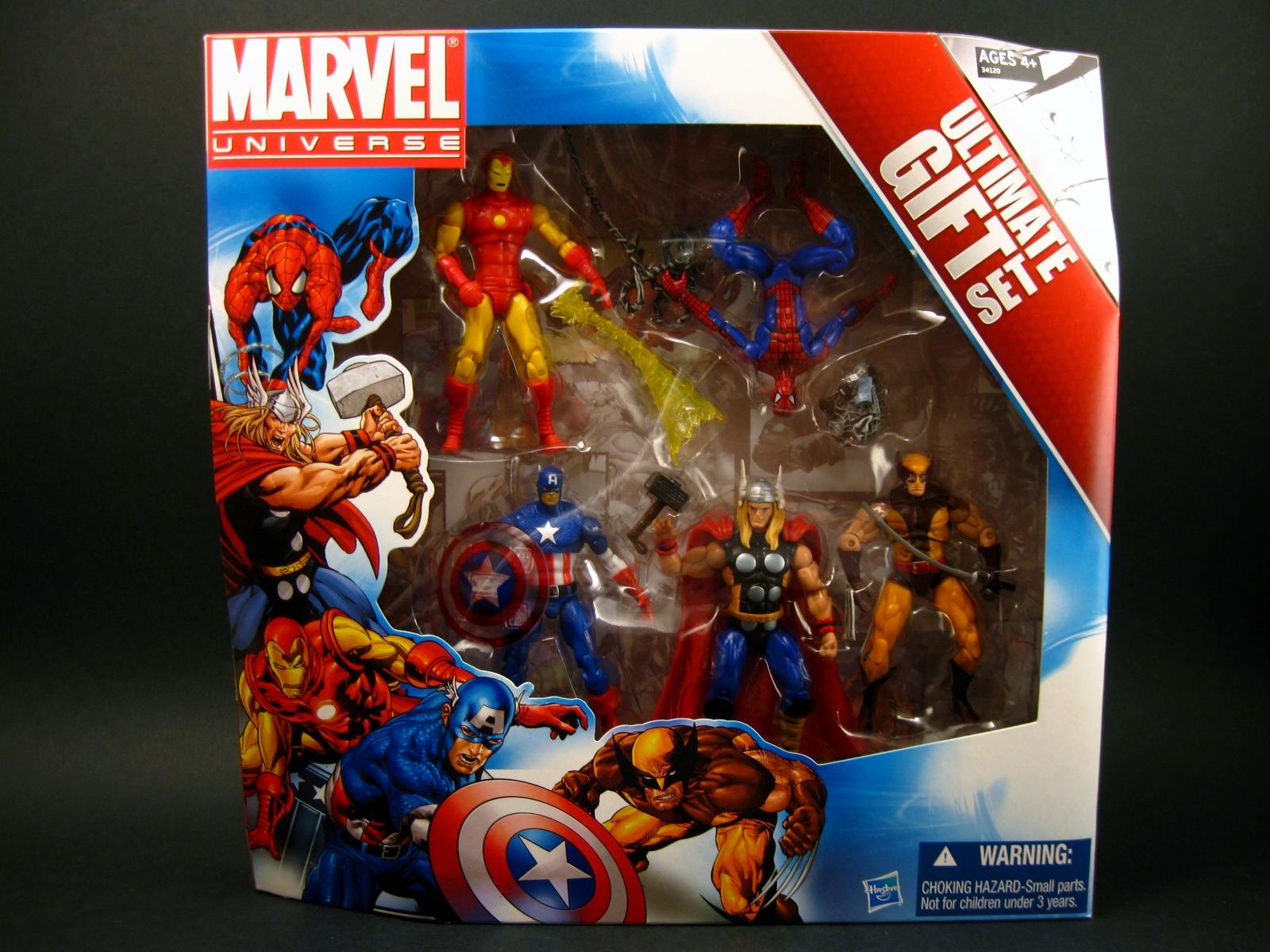Marvel Blast Bands 5-pack