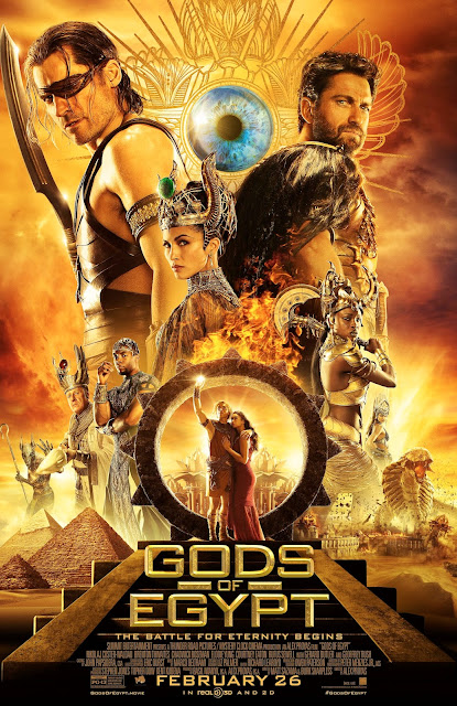 Gods of Egypt [A Fat Jesus Quick Hit]