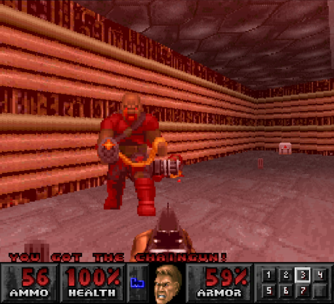 Doom ii review