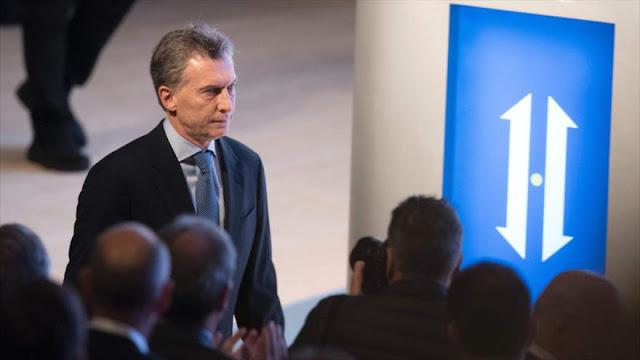 Macri sale en defensa de Rajoy y eleva el tono contra Maduro