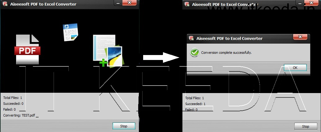 Amazing PDF to Excel converter free download   Software 6