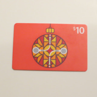 $10 itunes giftcard