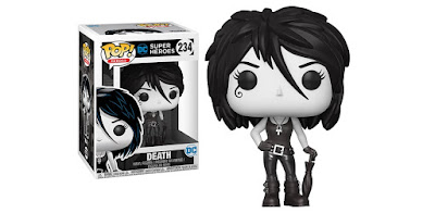 Neil Gaiman's Death of The Endless Pop! Vinyl Figure by Funko x DC Comics