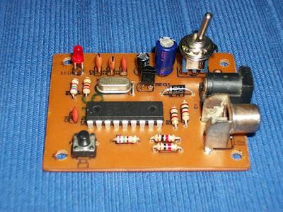 Generador de patrones NTSC.