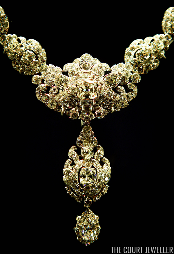 Kate S Jewelry Box The Nizam Of Hyderabad Necklace The