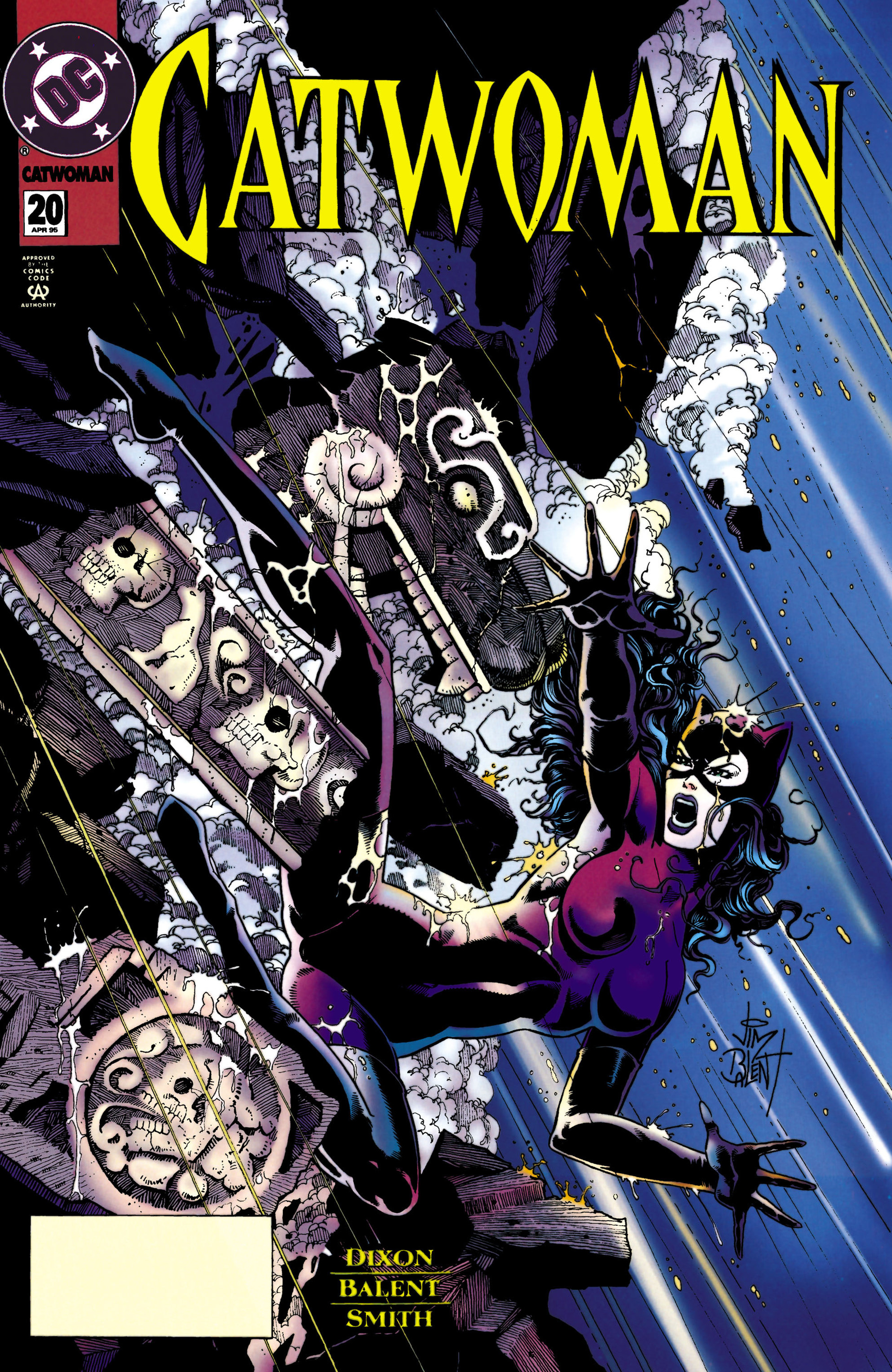 Catwoman (1993) Issue #20 #25 - English 1