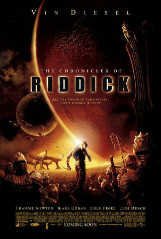 The Chronicles Of Riddick [2004] [DVDR] [NTSC] [Latino]