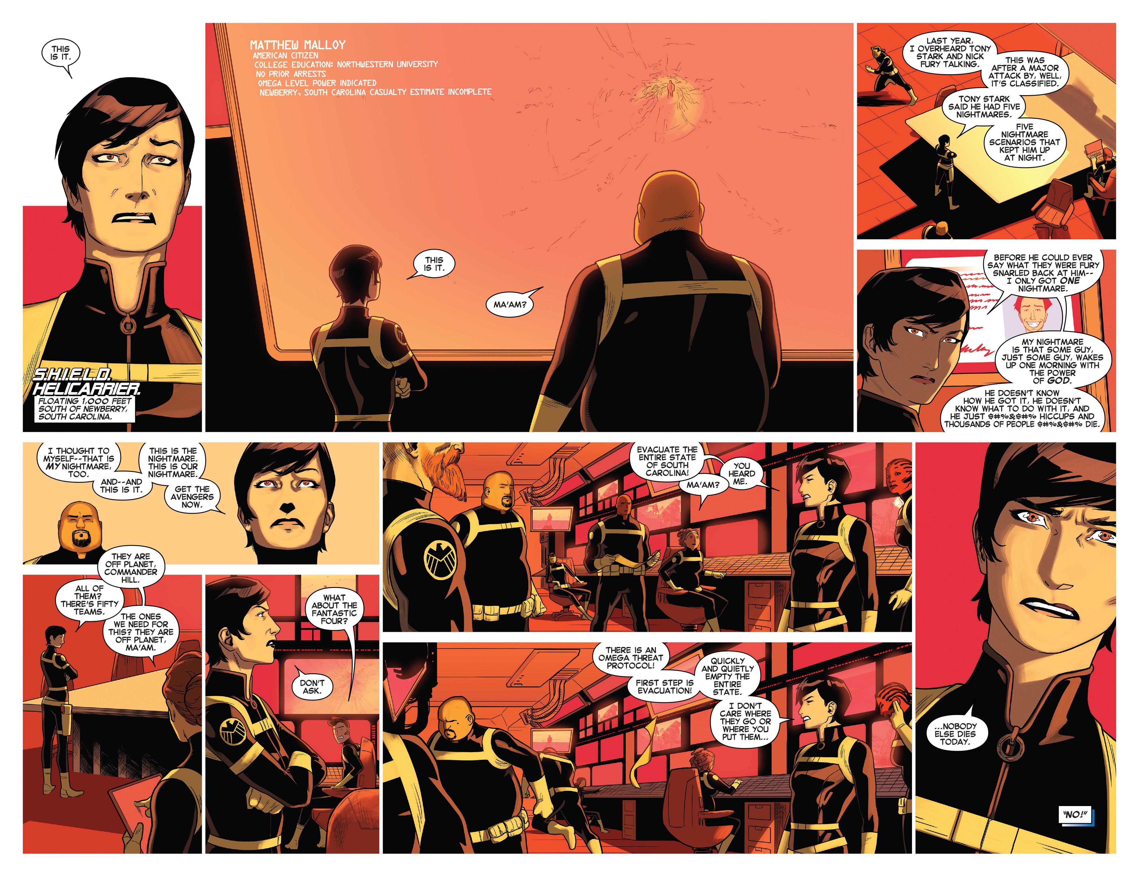 Read online Uncanny X-Men (2013) comic -  Issue # _TPB 5 - The Omega Mutant - 5