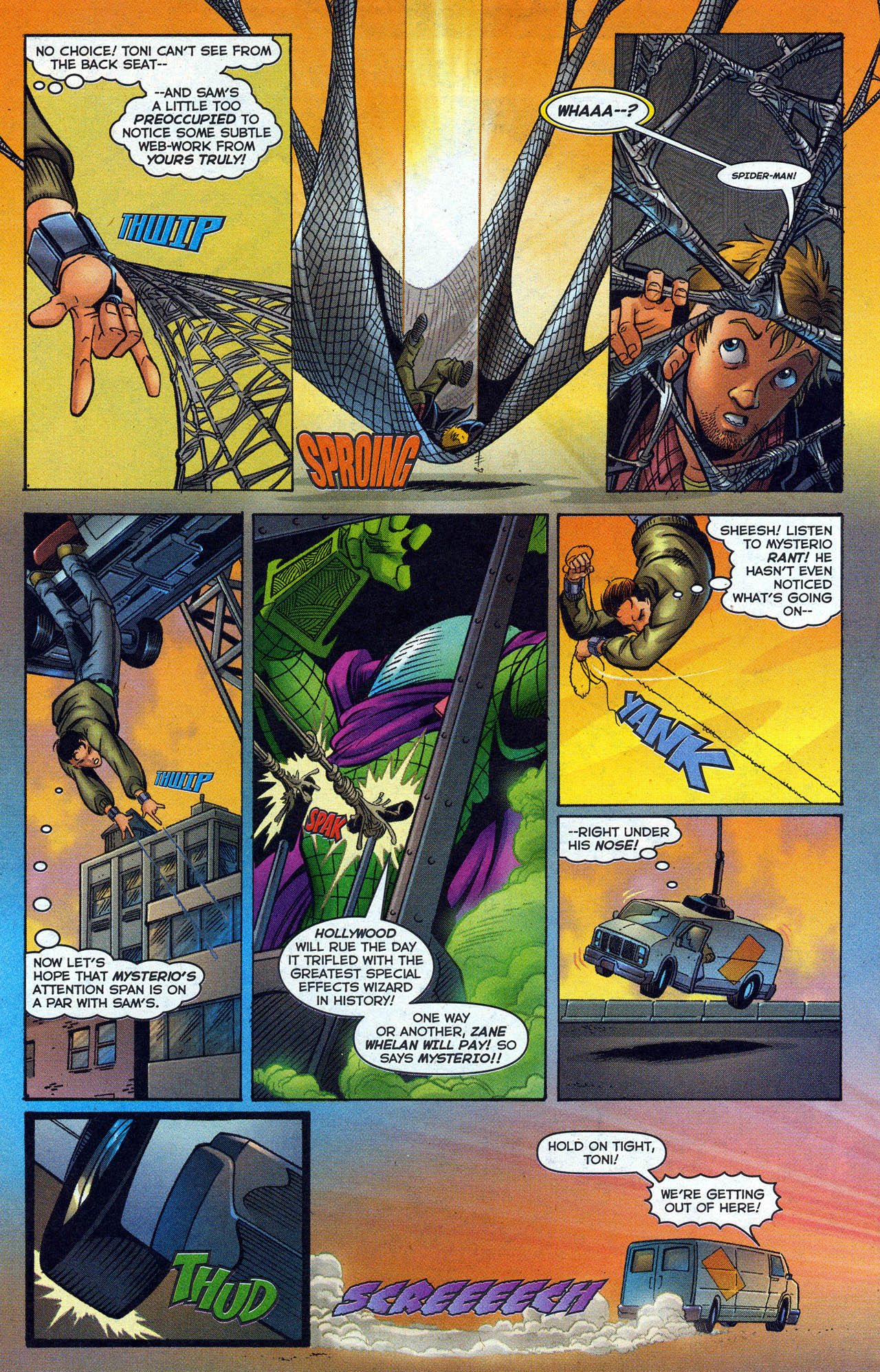 Read online X-Force (1991) comic -  Issue #98 - 19
