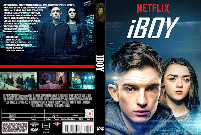 iBoy (2017) ταινιες online seires oipeirates greek subs