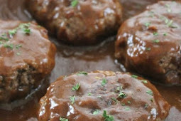 Recipe Simple Salisbury Steak