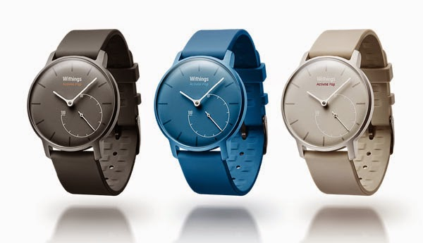 Withings Activité Pop smartwatch announced