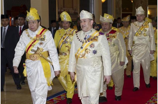 Agong Ke-15 Malaysia