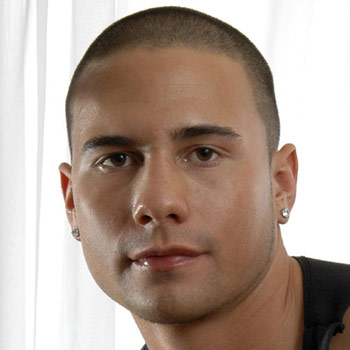 Corte de pelo para rostro redondo hombre
