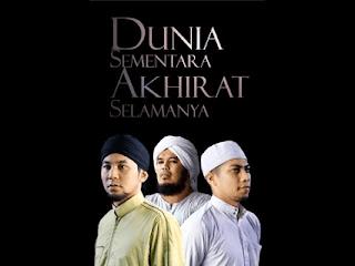 Lirik Lagu Dunia Sementara Akhirat Selamanya - Medina