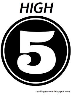 High 5 - 5 powodów, dla których kocham biblioteki