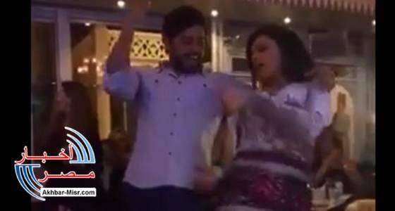 وصلة رقص لناهد السباعي