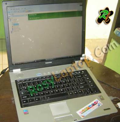 Toshiba Satellite A80 Pentium M | Rosy Laptop Malang