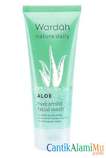 Wardah Aloe Hydramild Facial Wash
