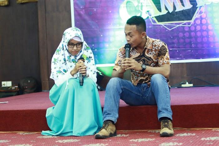 Shofyana Aku Niat Banget Ikut CamPro Lampung