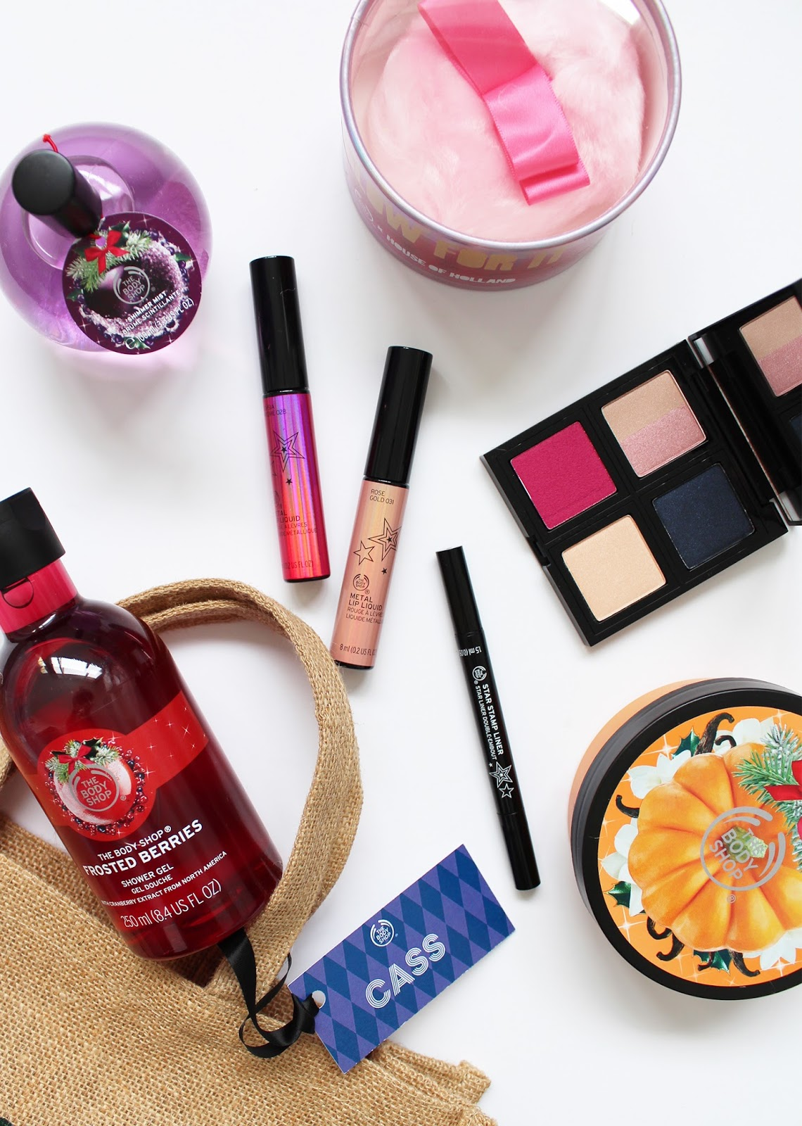 THE BODY SHOP | The New Seasonal Range is Here! - CassandraMyee