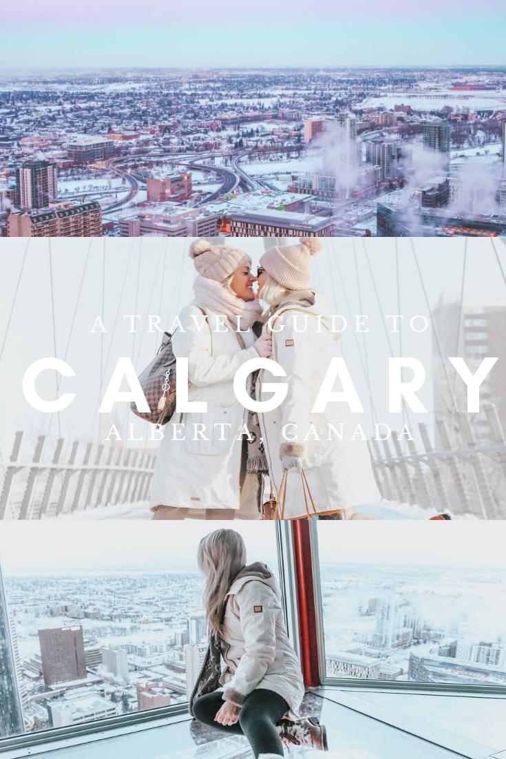 Travel guide to Calgary, Alberta, Canada