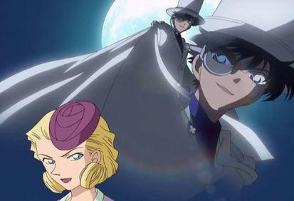 OVA 04 : Conan, Kid, dan Cristal Mother