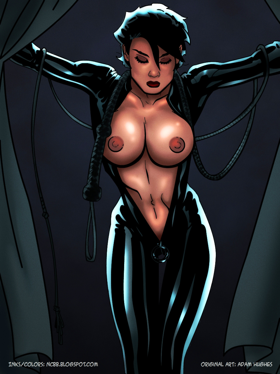 Catwoman Xxx