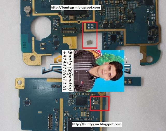 Samsung GT-I9152 Network Problem Repair Solution - IMET