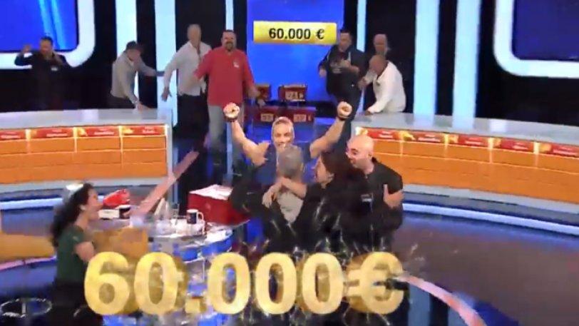 Ο Πατρινός που τίναξε την μπάνκα στον αέρα και κέρδισε 60.000 ευρώ (βίντεο)