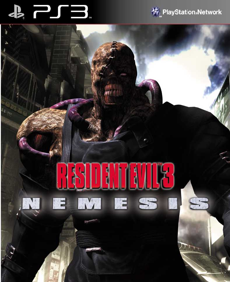 Resident Evil 3 Nemesis [PSN] - Download game PS3 PS4 RPCS3 PC free