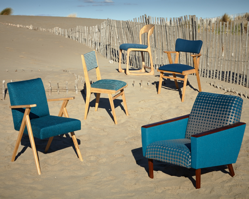 atelier compas collection vintage blue. Black Bedroom Furniture Sets. Home Design Ideas