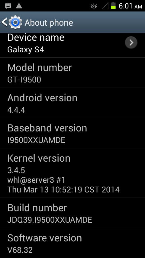 Download Firmware Samsung Clone Galaxy S4 I9500 Mt6572
