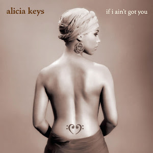 Alicia Keys - If I Ain't Got You EP Cover