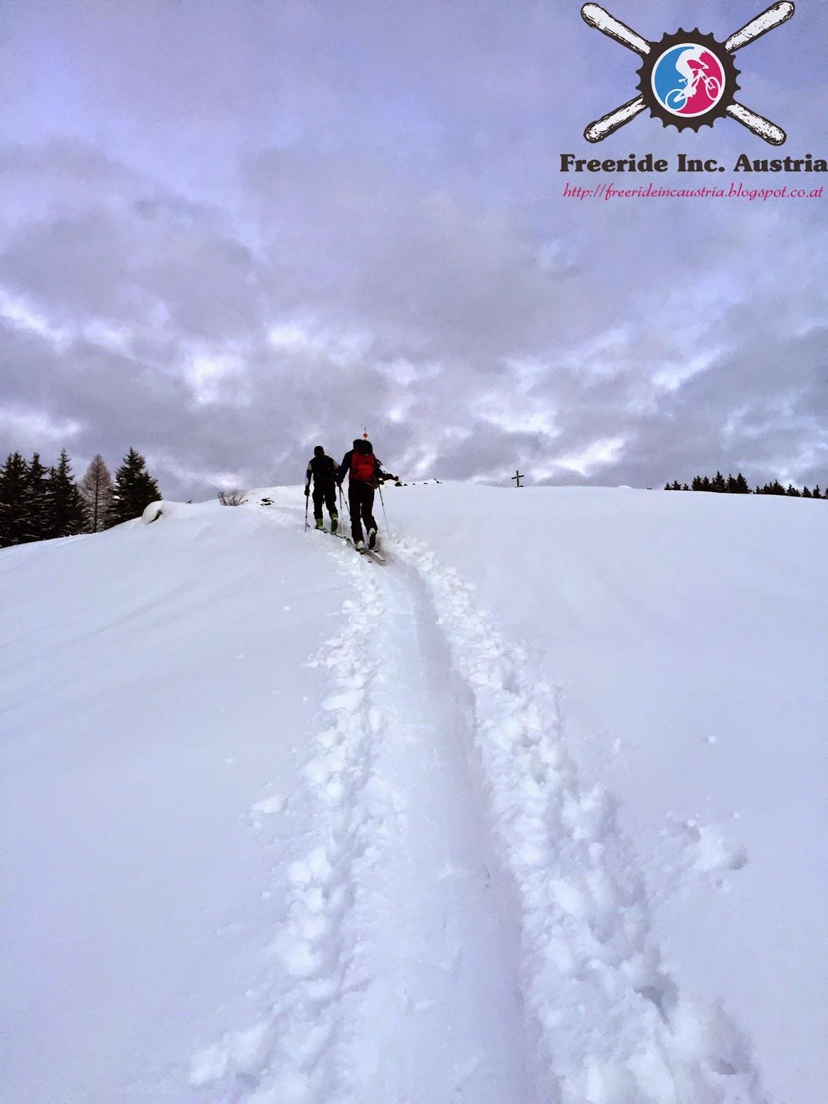 Einsteiger Skitour Kitzbüheler Alpen