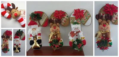 adornos-navideños-fieltro